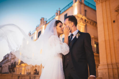 destination wedding matrimonio fotografo reportage and artistic style Noto siracusa Sicilia